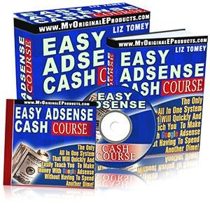 Easy Adsense Cash Course